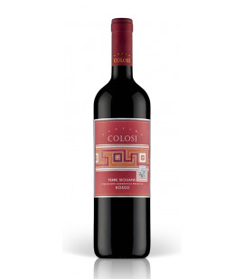 2017 Colosi Rosso Sicilia IGT