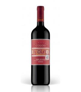 2018 Colosi Rosso Sicilia IGT