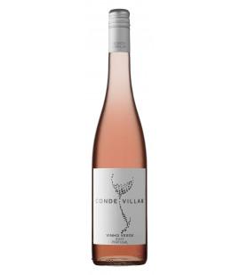 2018 Vinho Verde Conde Villar Rosé, feinherb