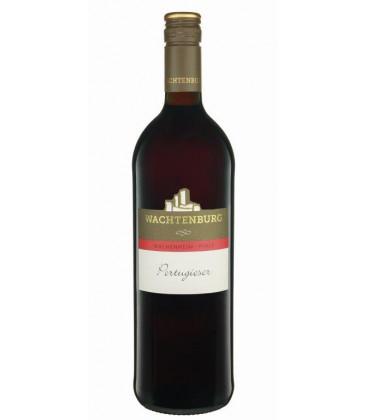 2017 Wachtenburg Winzer Portugieser Rotwein lieblich - 1l