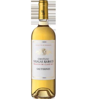 2017 Château Sigalas Rabaut