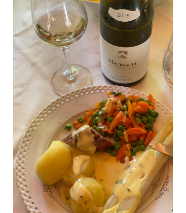 2014 Delagrange Meursault trocken
