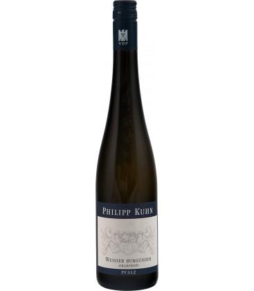 """2015 Philipp Kuhn Weisser Burgunder """"Tradition"""" trocken"""