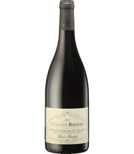 2016 Côtes de Roussillon Villages Henri Boudau
