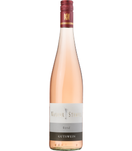 2015 Wagner Stempel Rosé trocken - BIO