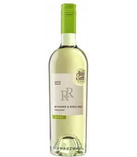 2015 RR Rivaner + Riesling