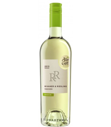 2018 RR Rivaner + Riesling