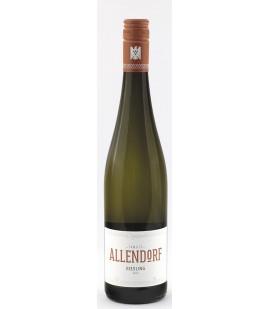 2017 Weingut Allendorf Riesling halbtrocken